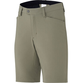 Shimano Transit Path Cycling Shorts Men green